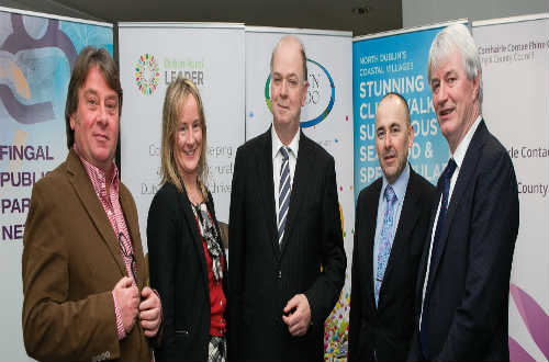 Clann Credo co-host information evening with Dublin Rural LEADER