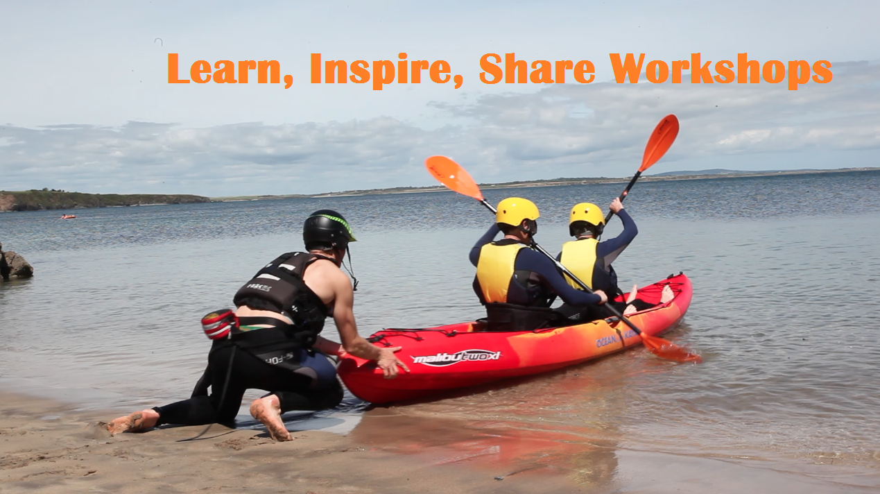 Learn, Inspire, Share Workshop Sligo  Sustainable Fundraising