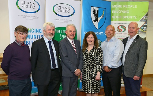 Connacht Sporting groups attend Financing Sporting Ambition Seminar