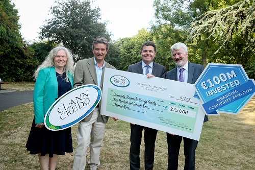 Clann Credo reaches €100 million social investment milestone