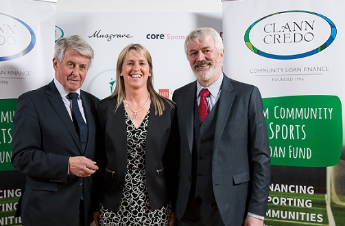 Clann Credo announces partnership with the Federation of Irish Sport