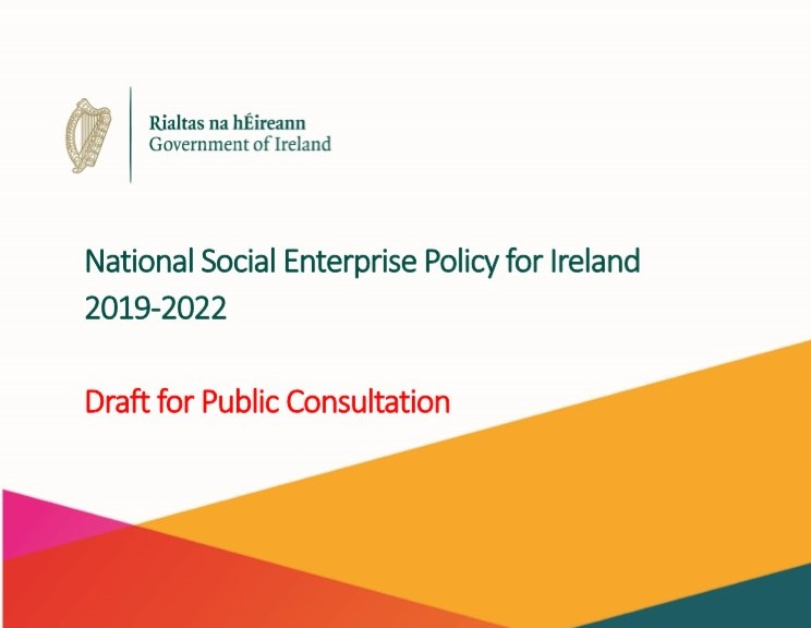 Public Consultation on National Policy on Social Enterprise