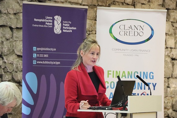 Dublin Community groups learn how to finance their community projects